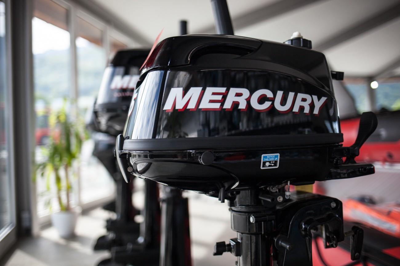 Mercury Bootszubehör