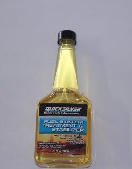 Quicksilver fuel system treatment & stabilizer