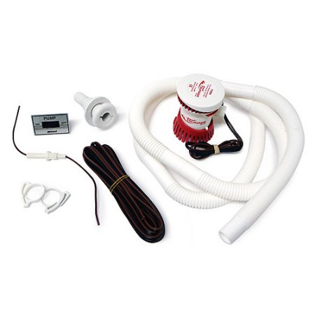Bilge Pump With Installation Kit