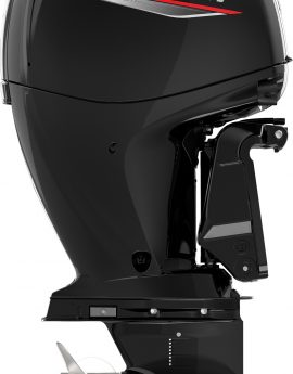 150hp FourStroke Outboard Engine Studio Photography
